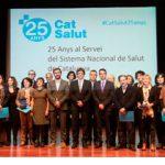 El Parc Sanitari Sant Joan de Déu un dels sis centres premitats en la Jornada del 25è aniversari del CatSalut pel projecte 'Equip TAC de Primer la Llar (Housing First) a Barcelona'.
