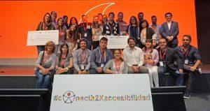 """El Parc Sanitari Sant Joan de Déu guanya el premi a millor projecte de transformació digital amb """"Defiende tus derechos"""""""