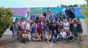 El Parc Sanitari Sant Joan de Déu combat l'estigma envers la salut mental per mitjà de l'art urbà