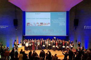 Premis a l'excel·lència professional del Col·legi de Metges de Barcelona