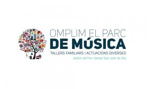 Omplim el Parc de Música, una cita del Parc Sanitari Sant Joan de Déu amb l'art i la cultura