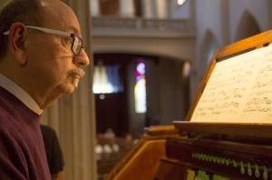 Bernat Bailbé farà sonar de nou l'històric orgue de l'església del Parc Sanitari Sant Joan de Déu en un concert solidari