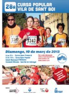 28ª Cursa Popular Vila de Sant Boi