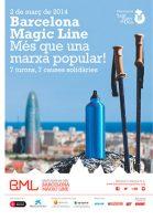 Barcelona Magic Line. Més que una marxa popular!