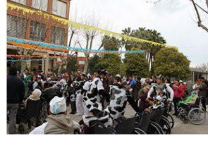 El Parc Sanitari celebra el Carnestoltes 2014