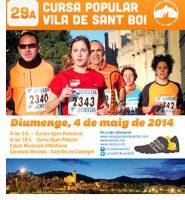 29a Cursa Popular vila de Sant Boi