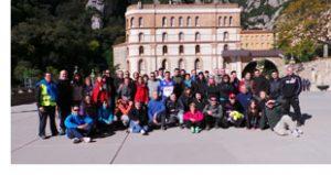 Celebrada la XII Marxa a Montserrat