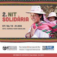 2a Nit Solidària del Parc Sanitari Sant Joan de Déu