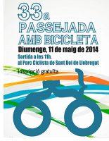 El Parc Sanitari obre les seves portes a la 33a Passejada amb Bicicleta