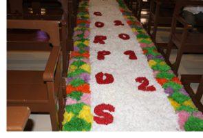 Celebració del Corpus Christi