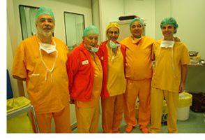 El Servei d'Urologia, referent de la tècnica d'uretroplàstia