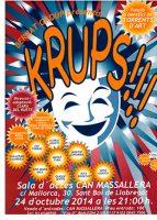 Teatre Solidari: Krups!!!