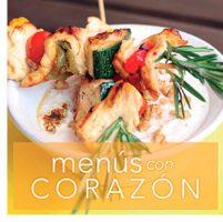 Menús amb Cor 2013