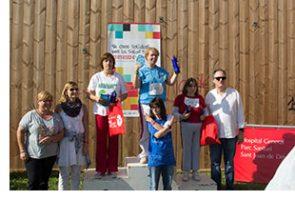 Èxit de participació en el 9è Cros Solidari per la Salut Mental