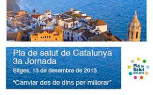4 projectes del Parc Sanitari, entre les comunicacions exposades durant la Jornada del Pla de Salut celebrada a Sitges el 13 de desembre.