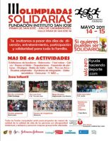 El Parc Sanitari Sant Joan de Déu surt volant a les Olimpíades Solidàries amb Vueling