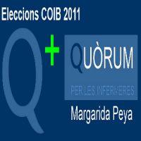 Eleccions al Col.legi Oficial d'Infermeres/ers de Barcelona 2011