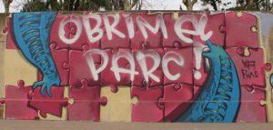 El 18 de juny direm adéu al mur del Parc Sanitari