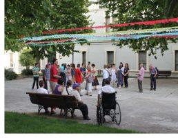 El Parc Sanitari celebra la seva revetlla de Sant Joan