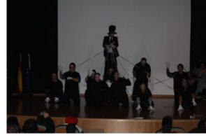 Celebrat el Festival de Nadal de l'Àrea de Discapacitat Intel·lectual