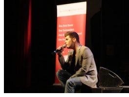 El concert solidari de Rubén, un èxit
