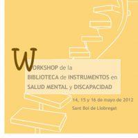 Workshop de la Biblioteca de Instrumentos en Salud Mental y Discapacidad