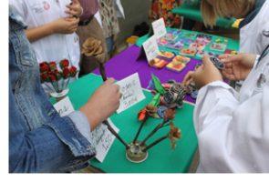 El Parc Sanitari Sant Joan de Déu celebra Sant Jordi