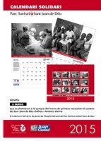 A la venda el calendari solidari del Parc Sanitari Sant Joan de Déu