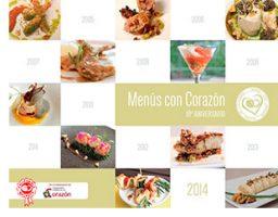 Menús amb Cor 2014