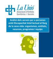 """Guia """"Anàlisi dels serveis per a persones amb Discapacitat Intel·lectual al llarg de la seva vida: organismes, entitats, recursos, programes i equips"""""""