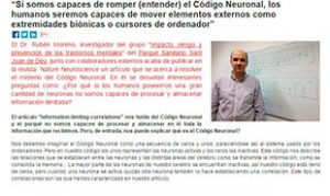 Entrevista Dr. Rubén Moreno