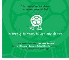 VII Torneig de Futbol de Sant Joan de Déu