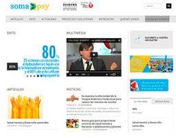 Renovació del portal SomaPsy, portal d'atenció integrada en salut mental