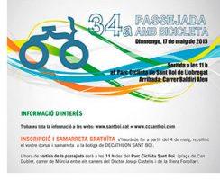 El Parc Sanitari obre les seves portes a la 34a Passejada amb Bicicleta