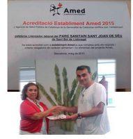 Revalidació de l'Acreditació AMED 2015