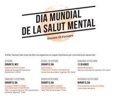 Commemoració del Dia Mundial de la Salut Mental