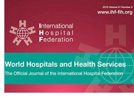 El Parc Sanitari, present al 39th World Hospital Congress de la IHF