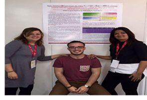 Els residents d'infermeria de salut mental del Parc Sanitari reben el 1r Premi Nacional al Congrés de l'Associació Nacional d'Infermeria de Salut Mental (ANESM) al millor projecte d'infermeria en format pòster