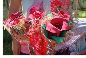 La Diada de Sant Jordi arriba al Parc Sanitari
