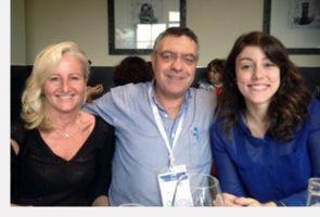 """La Dra Francesca Asensio i la DUI Inés Campo participen en el """"13è Simposi Nacional de Tractament Assertiu Comunitari en Salut Mental"""" com a representants de l'equip ESMeSS del Parc Sanitari"""