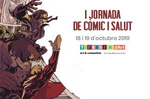 El pròxim 18 i 19 d'octubre el Parc Sanitari Sant Joan de Déu organitza la primera edició de la Jornada Còmic i Salut