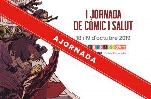 Ajornament de la I Jornada de Còmic i Salut