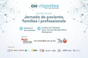 El 5 de novembre se celebra la Jornada de pacients, famílies i professionals, una trobada participativa per la salut mental