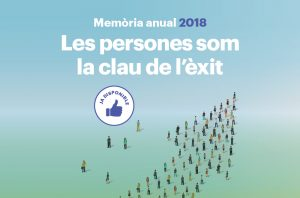 Ja està disponible la Memòria anual 2018 del Parc Sanitari Sant Joan de Déu