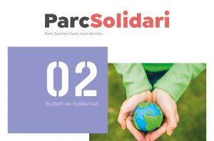 La solidaritat més enllà de les fronteres, al segon número de 'Parc Solidari'