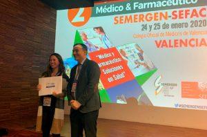 El Grup PRISMA, premiat per un projecte sobre la no adherència al tractament en malalties cardiovasculars i diabetis