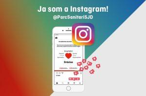 El Parc Sanitari Sant Joan de Déu s'estrena a Instagram