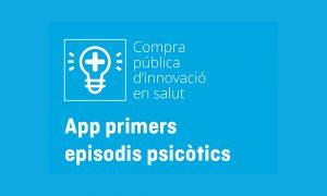 S'amplia el període per presentar ofertes per al projecte de creació d'una 'app' per detectar i abordar la psicosi incipient