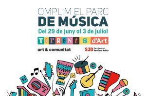 Torna Omplim el Parc de Música amb una edició adaptada al context marcat per la covid-19