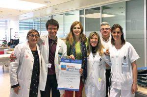 El Parc Sanitari Sant Joan de Déu és el primer centre de salut mental de l'Estat espanyol a rebre l'acreditació Libera-Dignos